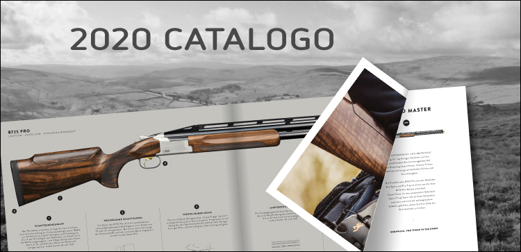 CATALOGO BROWNING