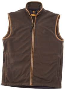 POLAR VEST, WINDSOR, GREEN