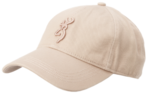COTTON BROWN CAP