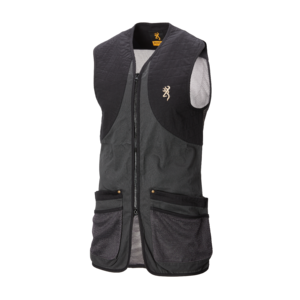 CLASSIC SHOOTING VEST ANTHRACITE