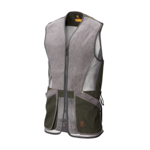 PRO SPORT SHOOTING VEST DARK GREEN