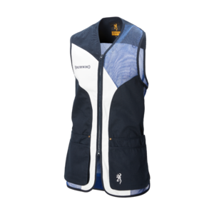 SPORTER SHOOTING VEST BLUE