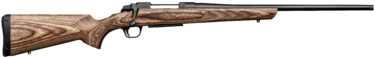 RIFLES BOLT ACTION A-BOLT 3 HUNTER LAMINATED BROWN THREADED