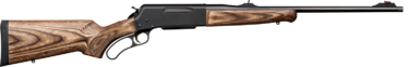 RIFLES LEVER ACTION BLR LIGHTWEIGHT HUNTER LAMINATED BROWN THREADED
