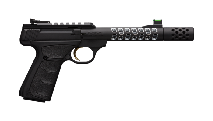 PISTOLS BUCKMARK BUCK MARK VISION BLACK