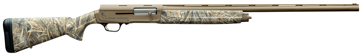 Browning International - Products - SHOTGUNS - SEMI-AUTO - A5
