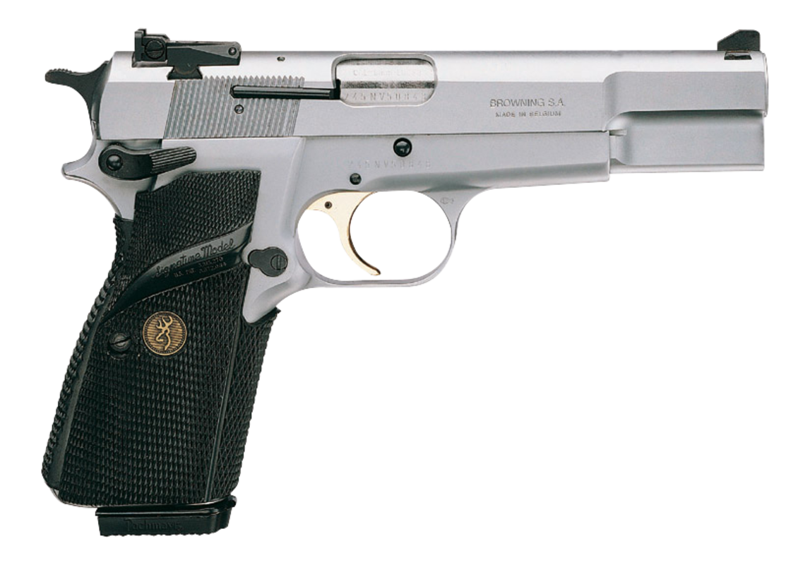 Browning International - Products - PISTOLS - HP
