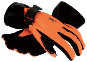 GLOVES, X-TREME TRACKER, BLACK ORANGE