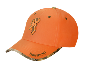 CAP, SURE SHOT, ORANGE